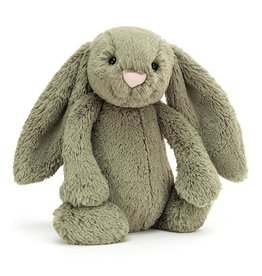 Jellycat Bashful Fern Bunny: Medium 12""
