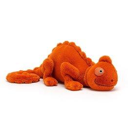 "Jellycat Vividie Chameleon 15"""
