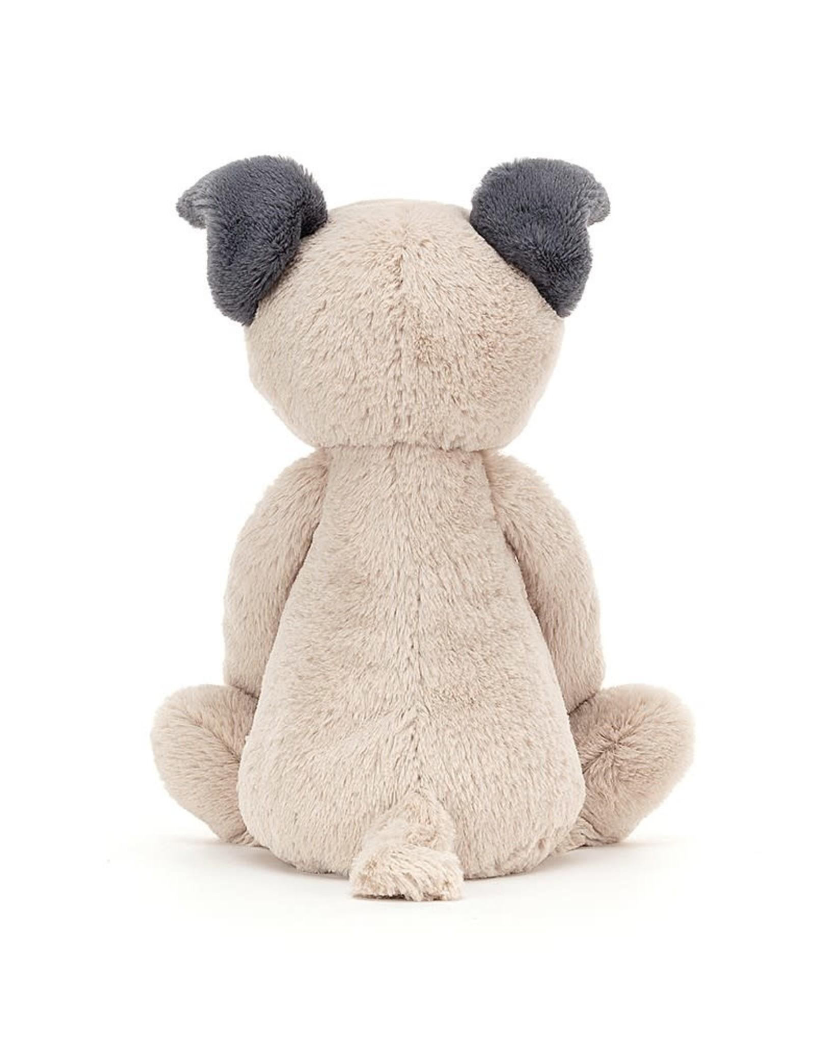 """Jellycat Bashful Pug 12"""""""
