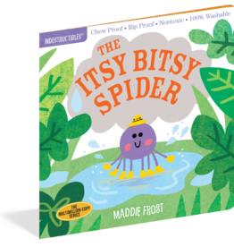 Workman Publishing INDESTRUCTIBLES: The Itsy Bitsy Spider