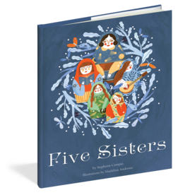 Workman Publishing Five Sisters