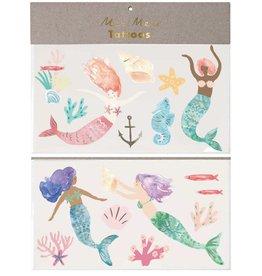 Meri Meri Tattoo: Mermaid LG
