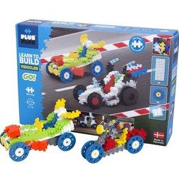 Plus Plus Plus Plus Learn to Build - Vehicles