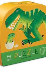 Crocodile Creek 12pc Mini Puzzle: Just Hatched