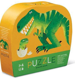 Crocodile Creek 12pc Mini Puzzle: Just Hatched