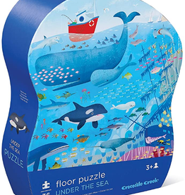 Crocodile Creek 36pc Puzzle: Under the Sea