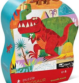 Crocodile Creek 72pc Puzzle: Dinosaurs