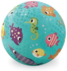 "Crocodile Creek 5"" Playball: Fish"