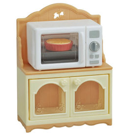 Epoch Everlasting Play Microwave Cabinet