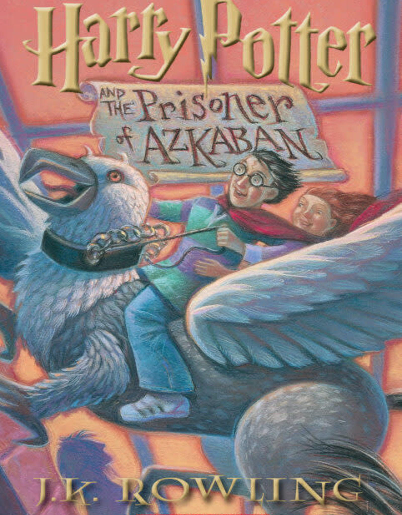 Scholastic Harry Potter and the Prisoner of Azkaban