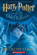 Scholastic Harry Potter and the Order of the Phoenix