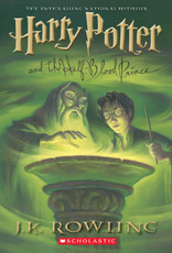 Scholastic Harry Potter and the Half-Blood Prince