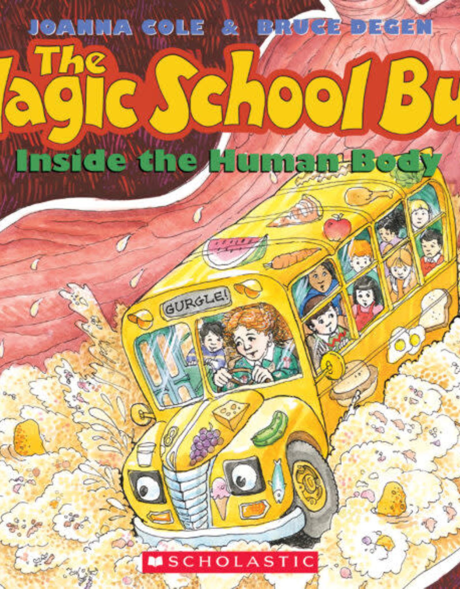 Scholastic Magic School Bus: Inside the Human Body