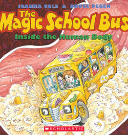 Scholastic Magic School Bus: Inside the Human Body