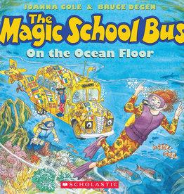 Scholastic Magic School Bus: Ocean Floor