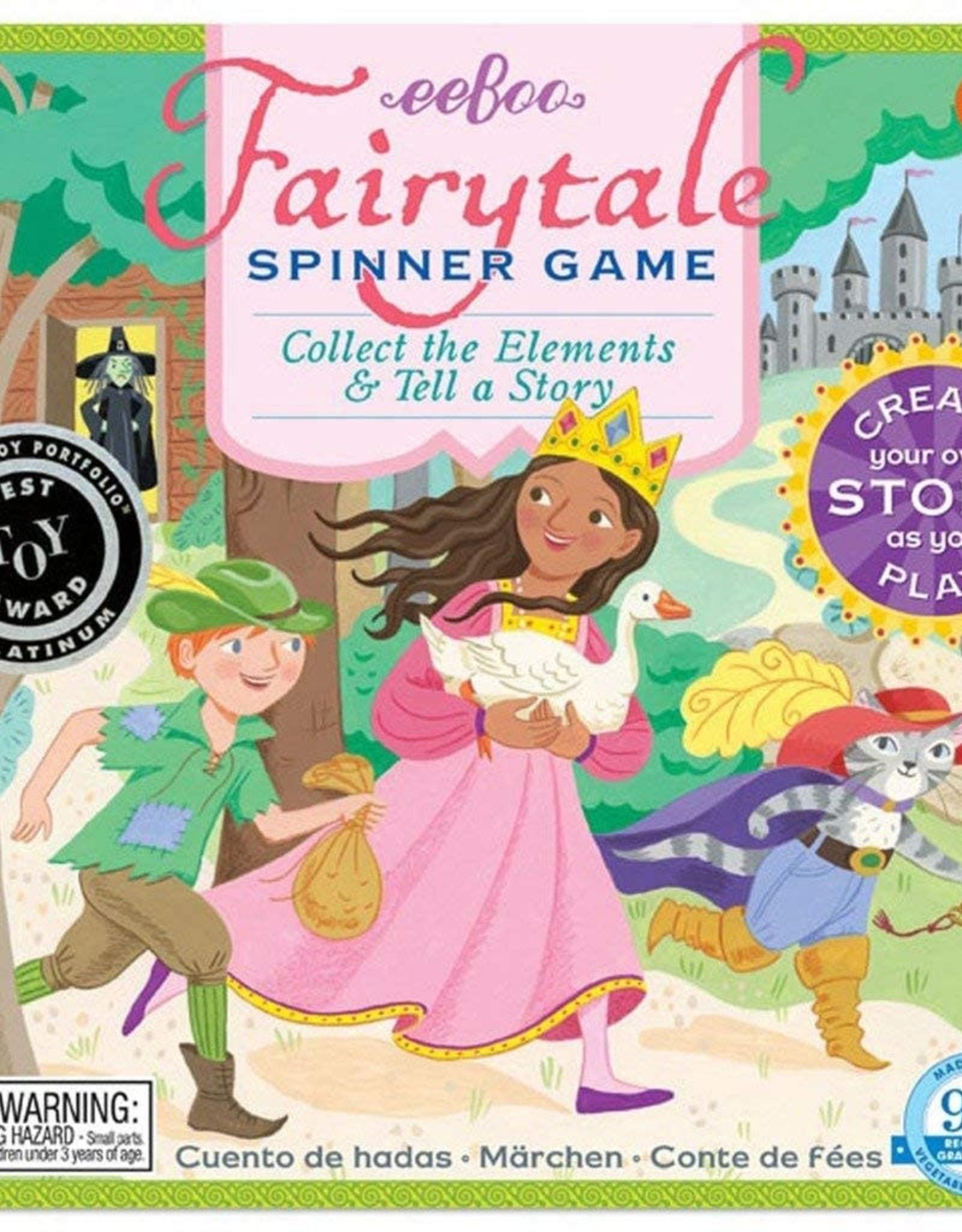 eeBoo Fairytale Spinner