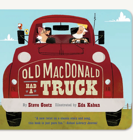 Chronicle Books Old MacDonald Had a Truck