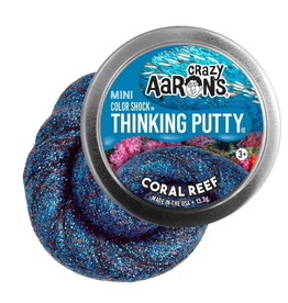 "Crazy Aaron's Putty World Mini Tin 2"": Coral Reef"