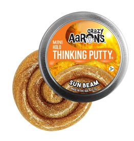 "Crazy Aaron's Putty World Mini Tin 2"": Sun Beam"