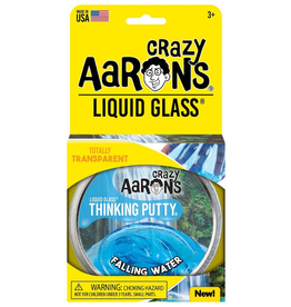"Crazy Aaron's Putty World Liquid Glass 4"": Falling Water"