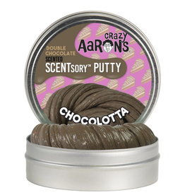 "Crazy Aaron's Putty World Scented 2.75"": Chocolotta"
