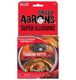 "Crazy Aaron's Putty World Illusions 4"": Super Lava"