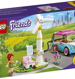 Lego LEGO: Olivia's Electric Car