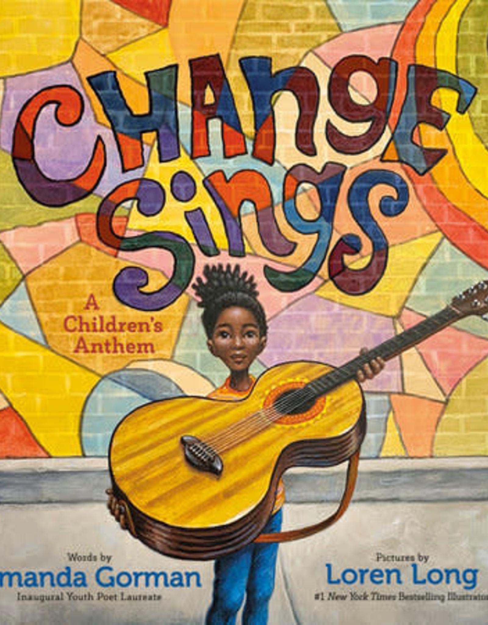 Random House/Penguin Change Sings