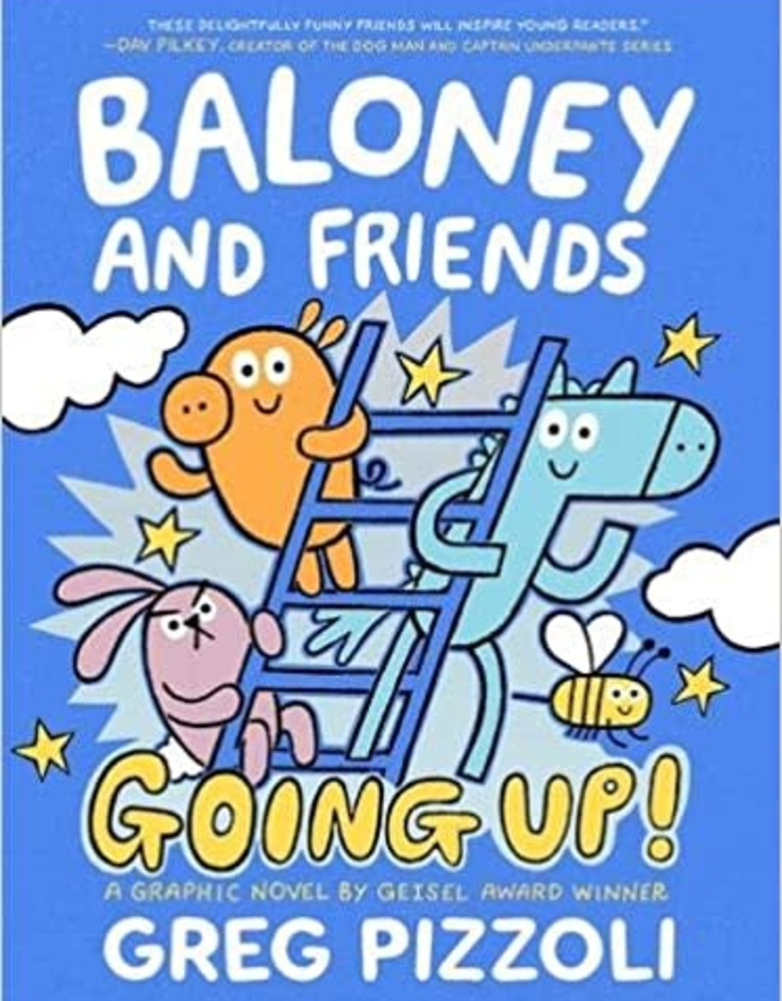 Hachette Baloney and Friends: Going Up! (Baloney & Friends, 2)