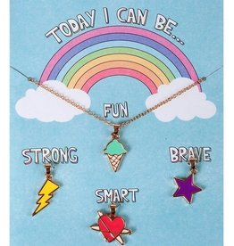 Creative Education Today I Can Be FSSB Charm 5pc Necklace