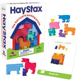 Gamewright Hay Stax