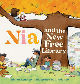 Chronicle Books Nia and the New Free Library