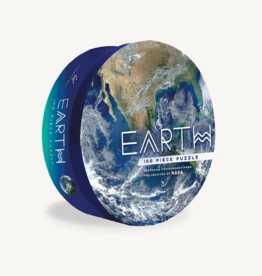 Chronicle Books 100 pc Puzzle: Earth