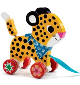 Djeco Pull Toy: Greta