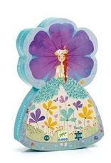 Djeco 36pc Silhouette: The Princess of Spring