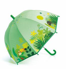 Djeco Umbrella: Tropical Jungle