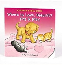 Harper Collins Where Is Love, Biscuit?
