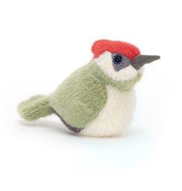 """Jellycat Birdling: Woodpecker 4"""""""