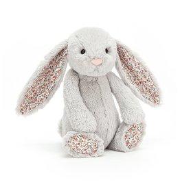 "Jellycat Blossom Silver Bunny 12"""