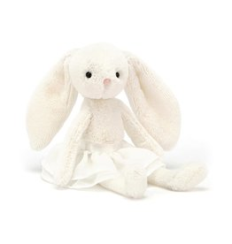 Jellycat Arabesque Cream Bunny 8""