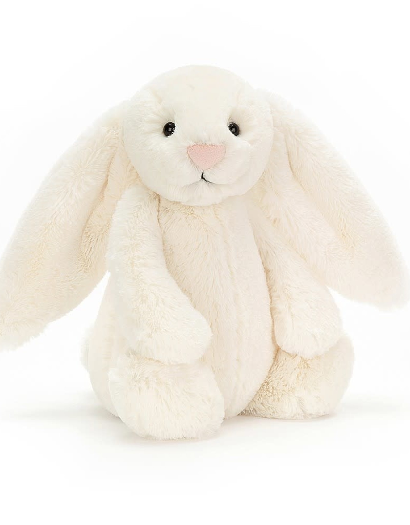 Jellycat Bashful Cream Bunny: Small 7""