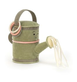 Jellycat Whimsy Garden Watering Can Activity Toy 6""