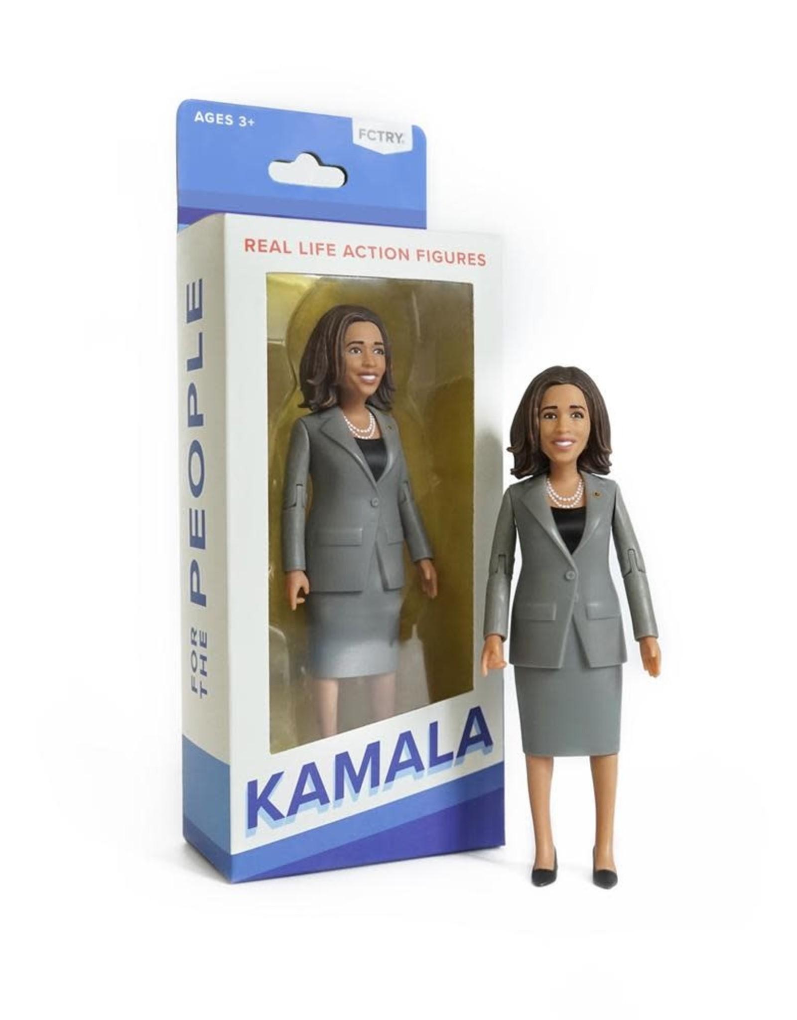 FCTRY Action Figure: Kamala Harris