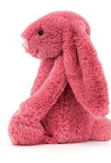 "Jellycat Bashful Dusty Pink Bunny: Medium 12"""