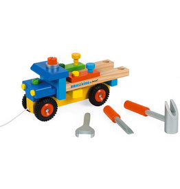 Janod Brico'Kids DIY Construction Truck