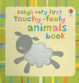 EDC Publishing Baby's Very First Touchy-Feely Animals