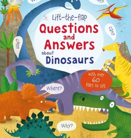 EDC Publishing Lift-the-Flap: Q&A About Dinosaurs