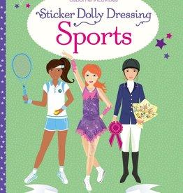 EDC Publishing Sticker Dressing: Sports