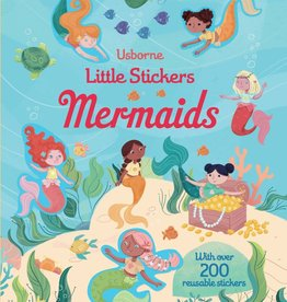 EDC Publishing Little Stickers: Mermaids