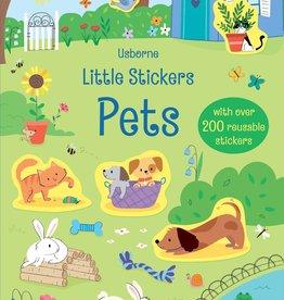 EDC Publishing Little Stickers: Pets